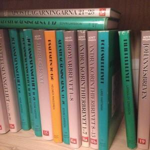 Under ett par årtionden har man kunnat prenumerera på dessa som har getts ut bok för bok från 1999