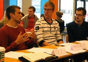Samtal och diskussion, Credo akademin